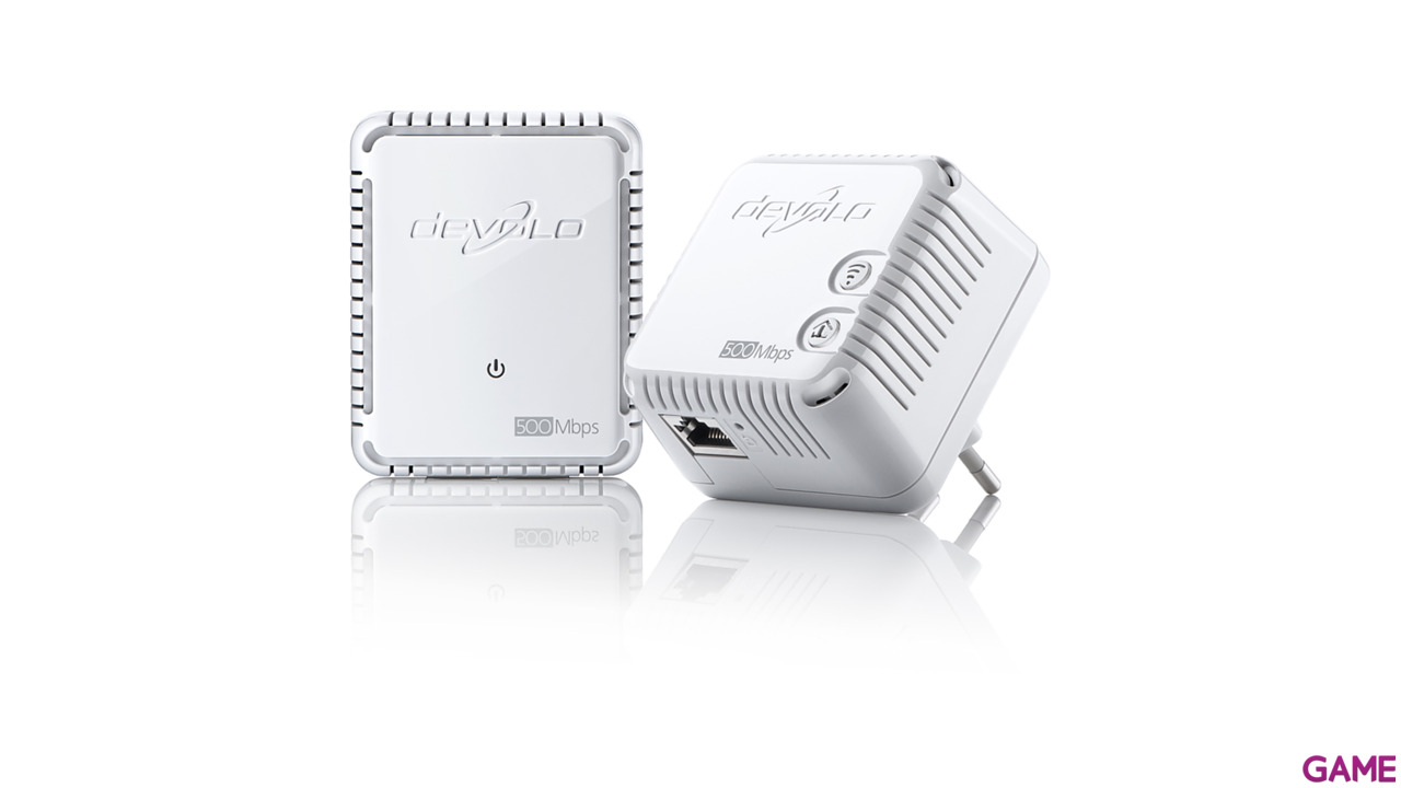 Devolo Powerline dLAN 500 WiFI Starter Kit