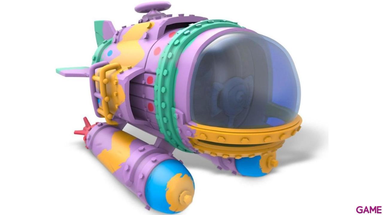 Figura Skylanders SuperChargers Vehiculo Dive Bomber Easter