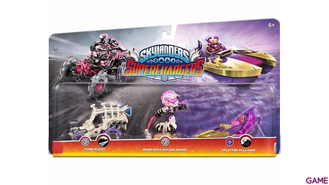 Pack Skylanders Superchargers 3 Multi Pack 2