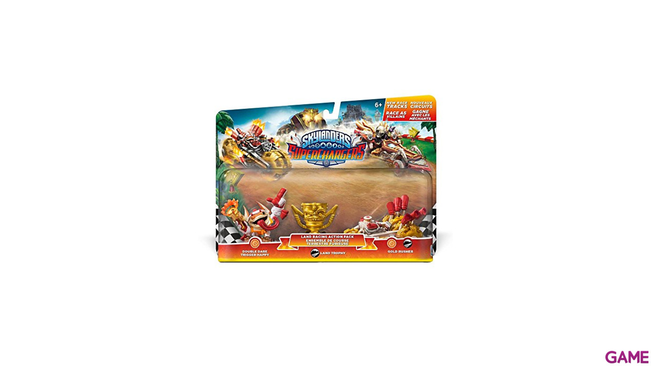 Pack Skylander SSC Racing Pack Land
