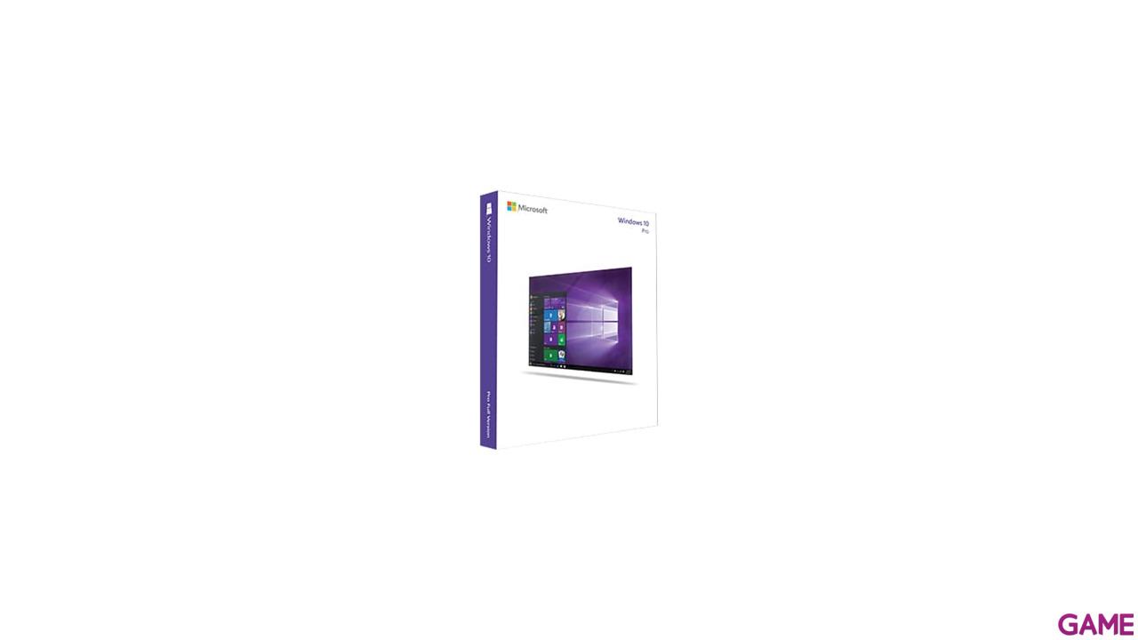 Microsoft Windows 10 Pro 64Bit DVD OEM