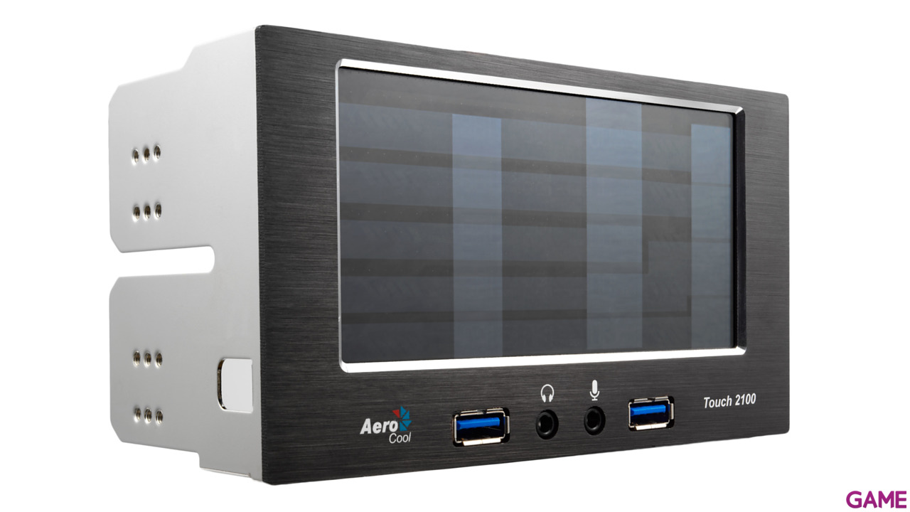 Aerocool Touch 2100 - Panel Caja
