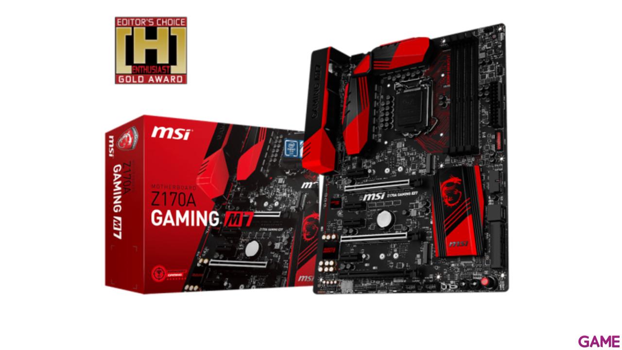 MSI Z170A Gaming M7 SK1151