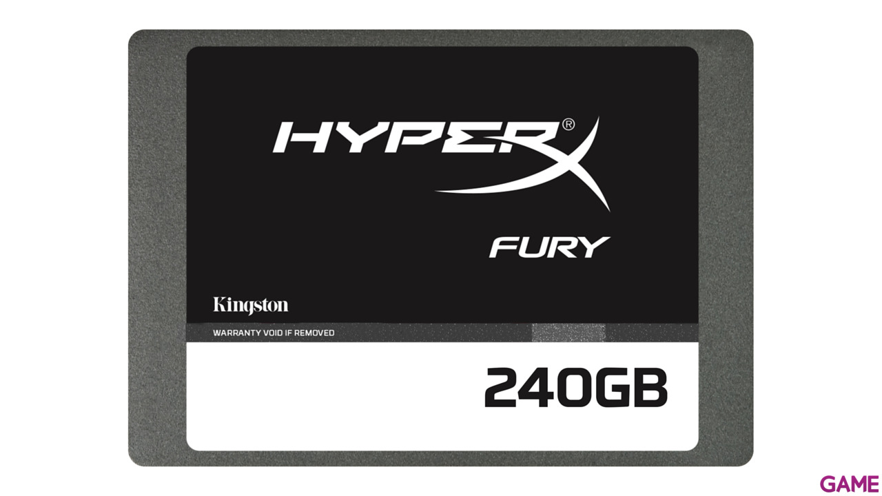 Kingston HyperX Fury 240GB SSD
