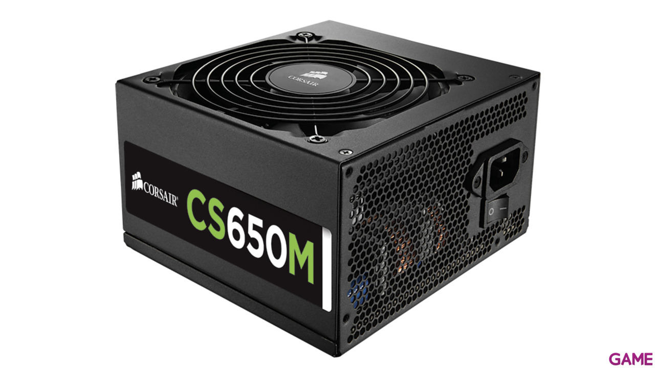 Corsair CS650M 650W 80+ Gold Modular
