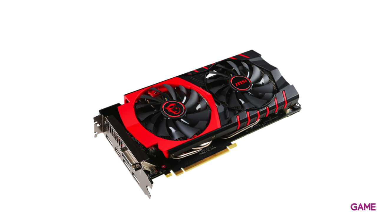 MSI OC GeForce GTX 980 Ti