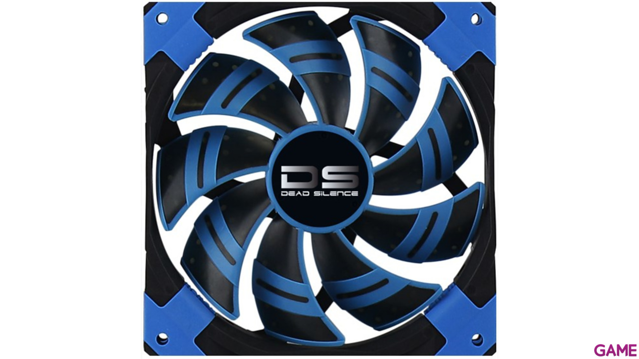 Aerocool Ds Fan 120mm Blue