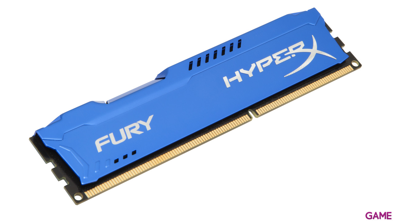 Kingston HyperX Fury Azul DDR3 8GB 1866Mhz CL10
