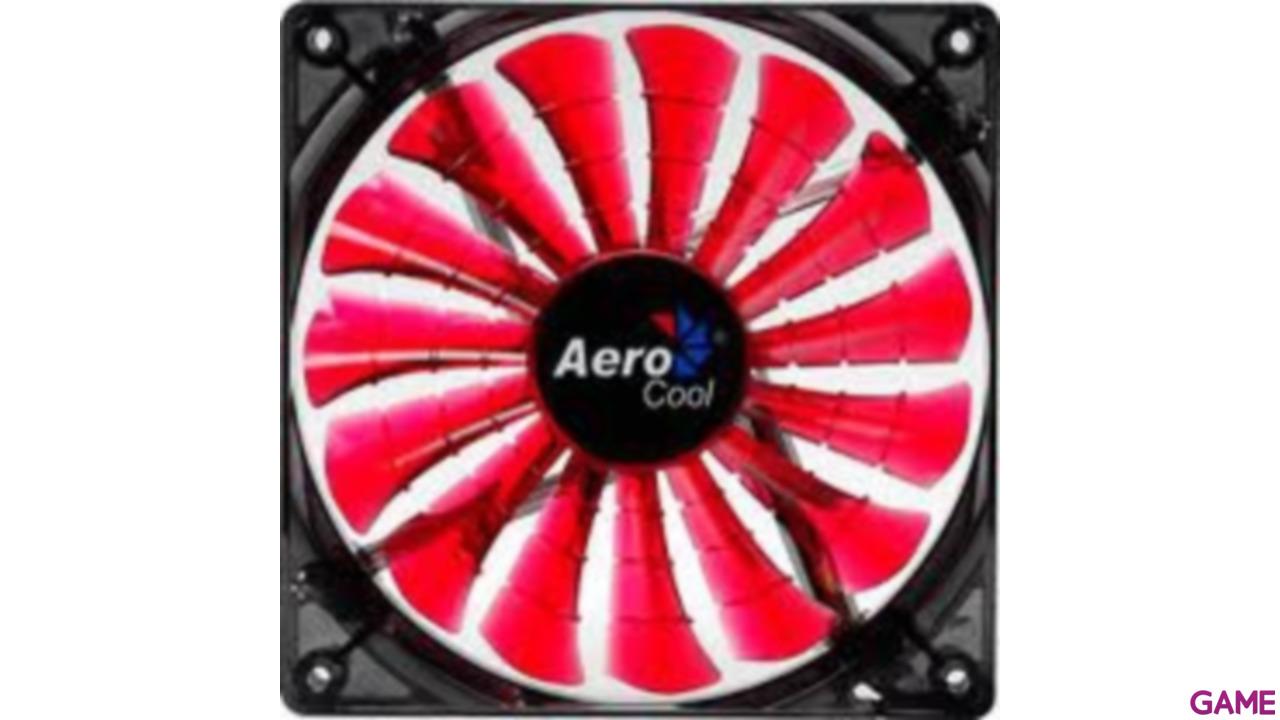 Aerocool Shark Rojo 120mm