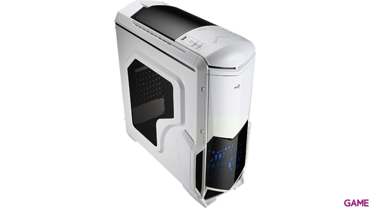 Aerocool BattleHawk USB 3.0 Blanca