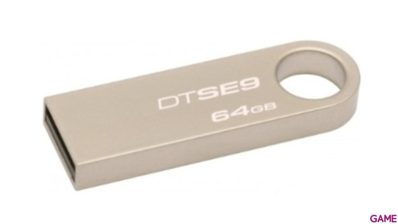 Kingston Data Travelerse9  Usb  2.0 64GB