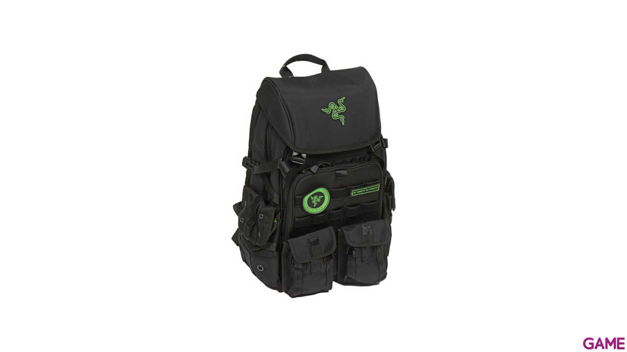 Razer Tactical Backpack Pro - Mochila Gaming 17