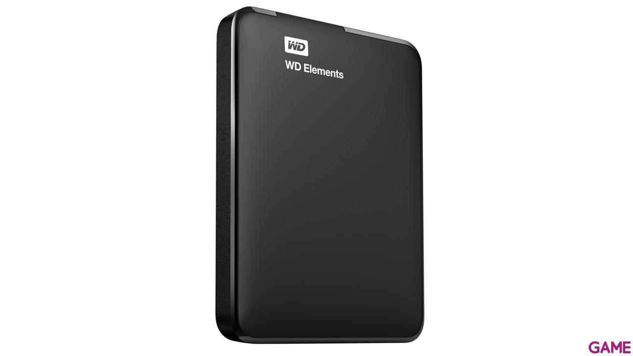 Western Digital Elements Portable 2TB Negro USB 3.0