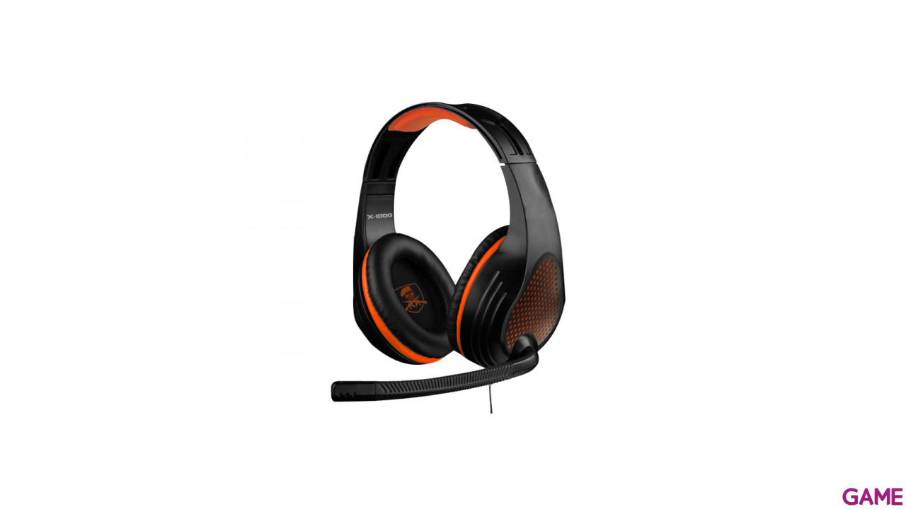 Auriculares Subsonic X-Storm X-1000 Pro Gaming PS3-PS4-X360-XONE-PC