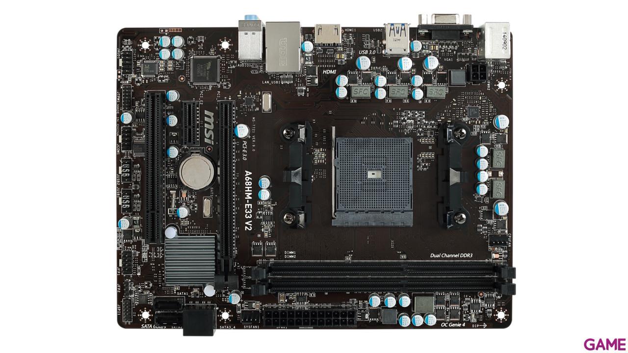 MSI A68HM-E33 V2