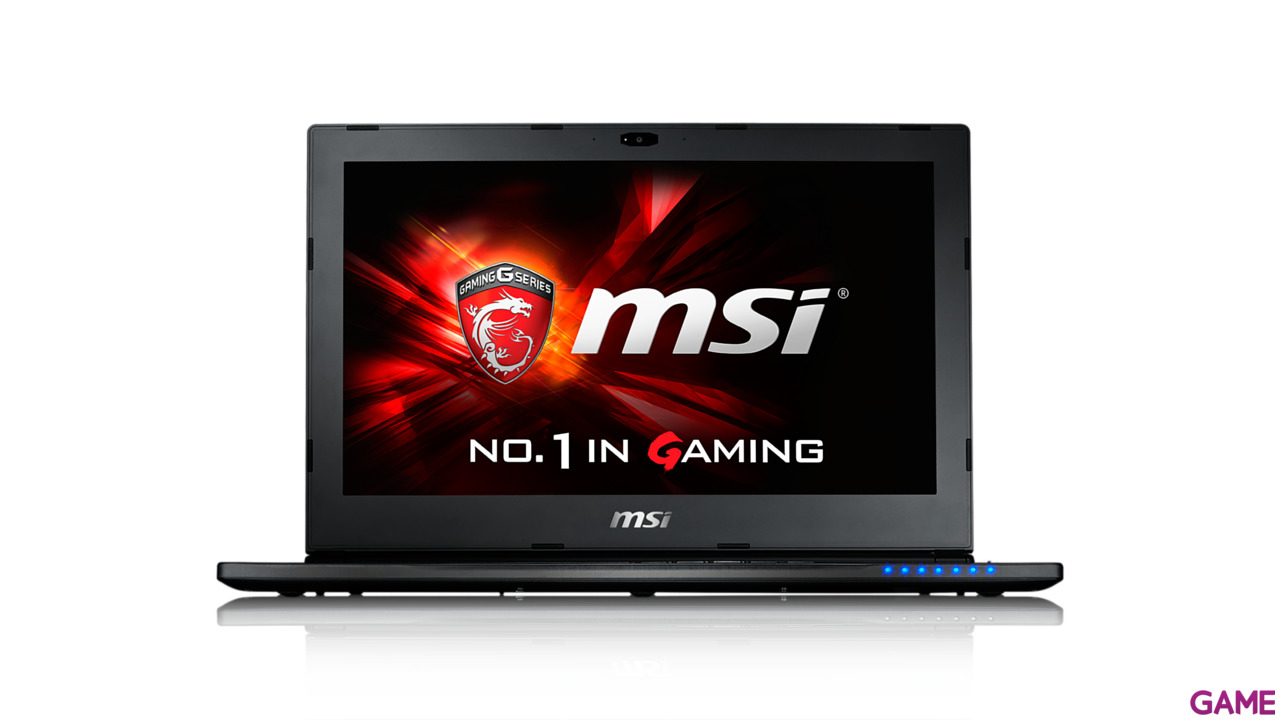 MSI GS60 6QE(GHOST PRO)-419ES i7-6700HQ / GTX 970M / 16GB