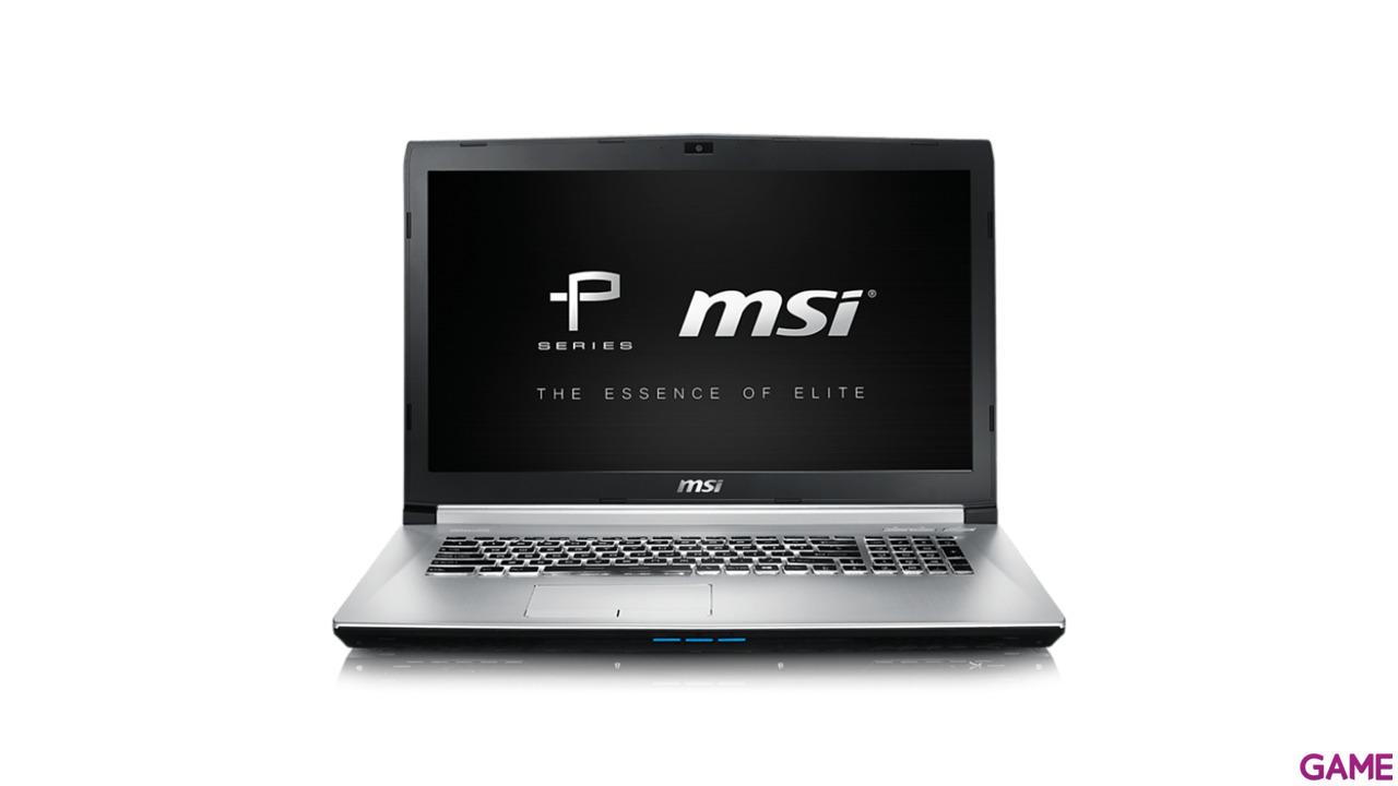 MSI PE70 6QE-617ES