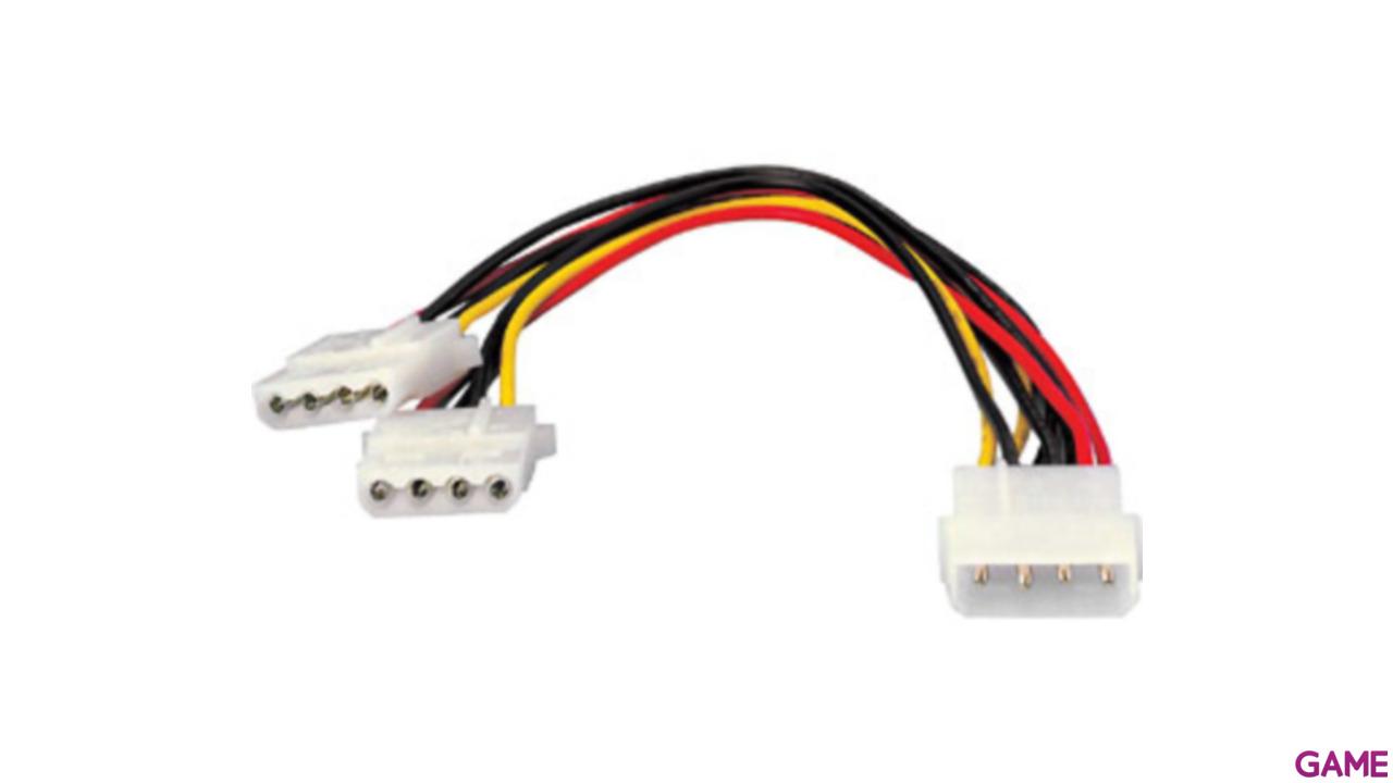 Equip duplicador IDE alimentacion ATX conector 5.25