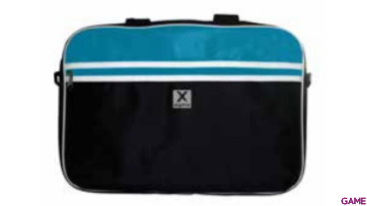Approx Maletin portatil 15.6 Azul-Negro