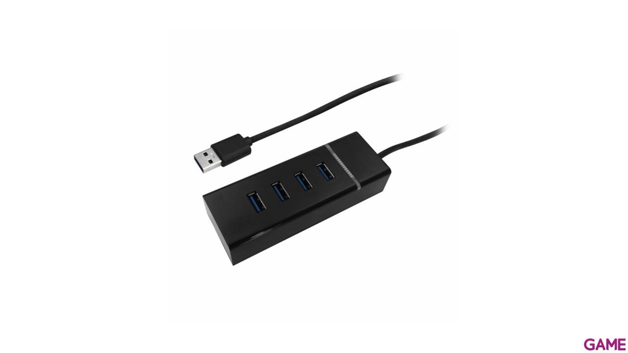 Ewent Ew1133 Hub 4 puertos USB 3.1