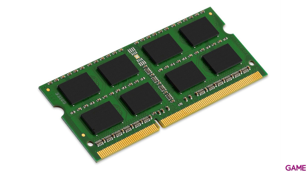 Kingston DDR3 2GB 1600Mhz CL11 SO-DIMM
