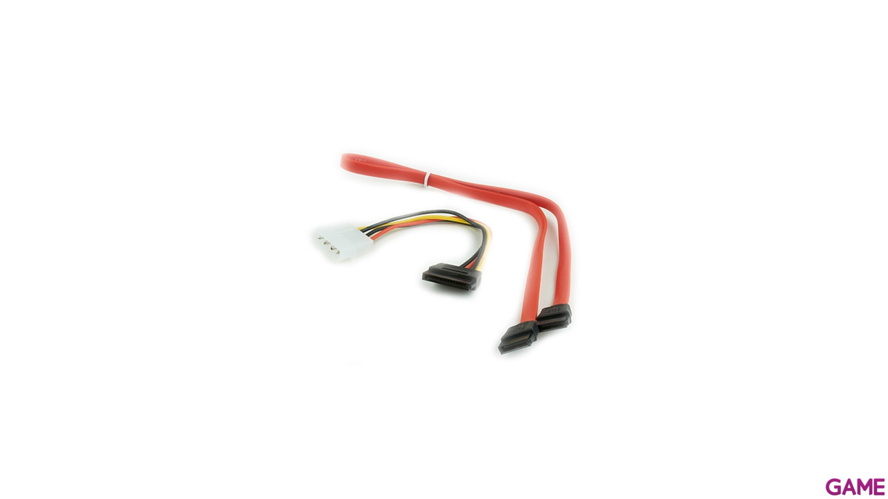 Iggual Cable Alimentacion + Datos Interno Sata