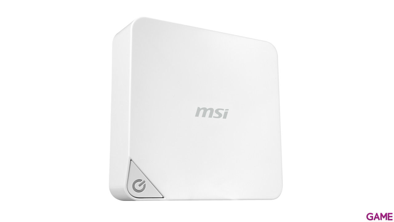 MSI Cubi-038EU - Intel 3805U - 128GB SSD Mini PC