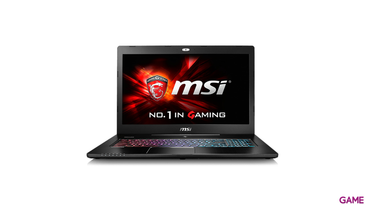 MSI GS72 6QE(Stealth Pro 4K) 411ES
