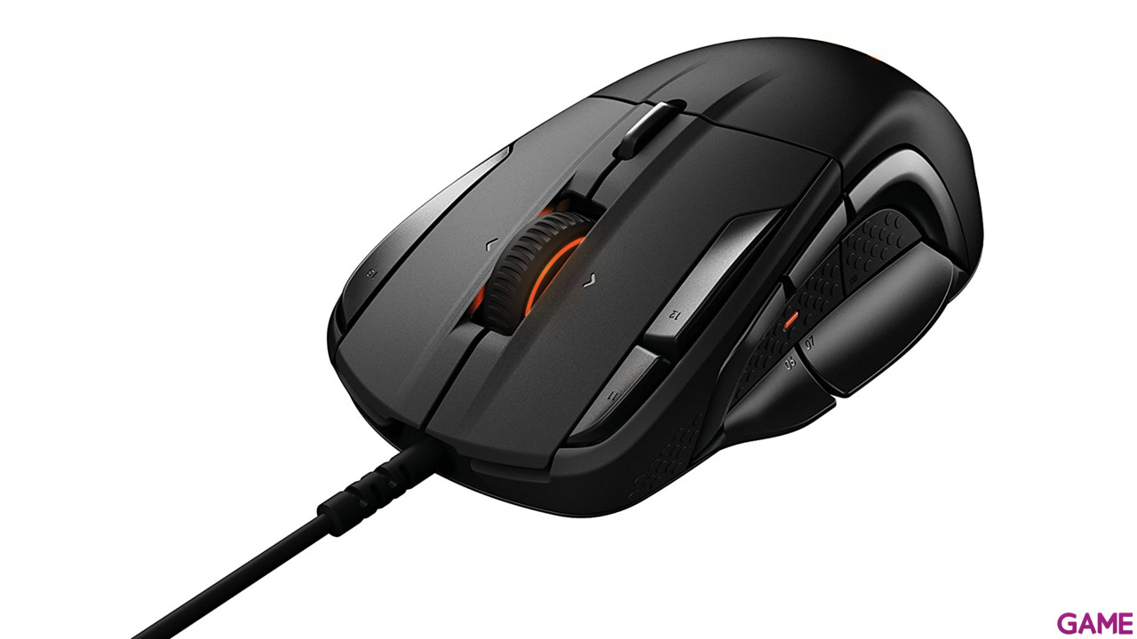 SteelSeries Rival 500 16000 DPI RGB