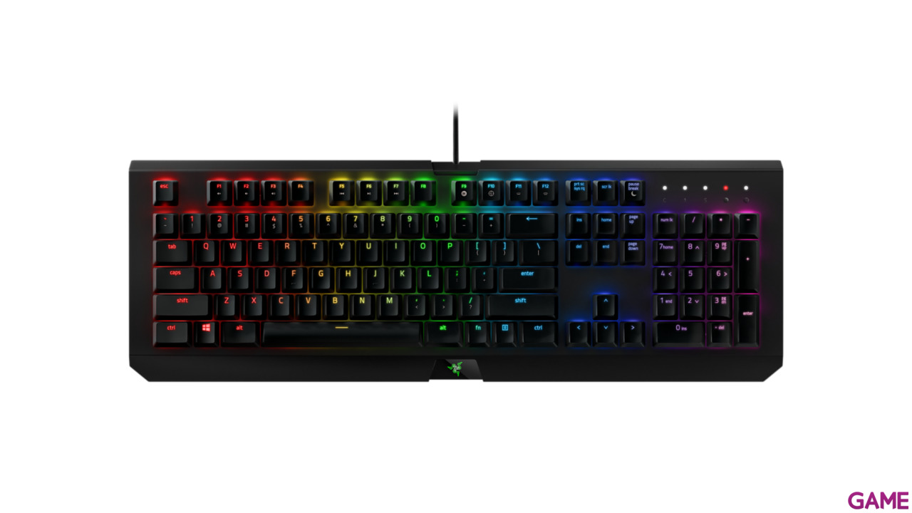Razer Blackwidow X Chroma Mecanico ES