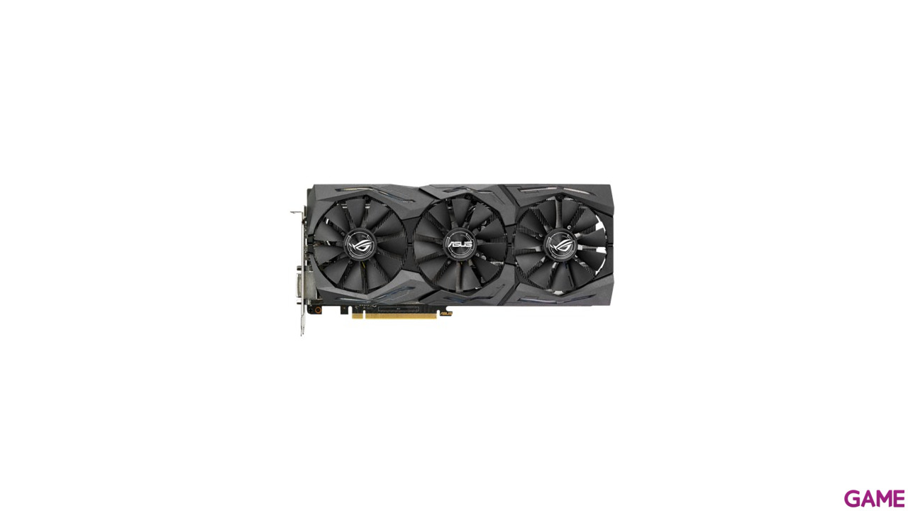 Asus GeForce GTX 1060 Strix OC 6GB GDDR5
