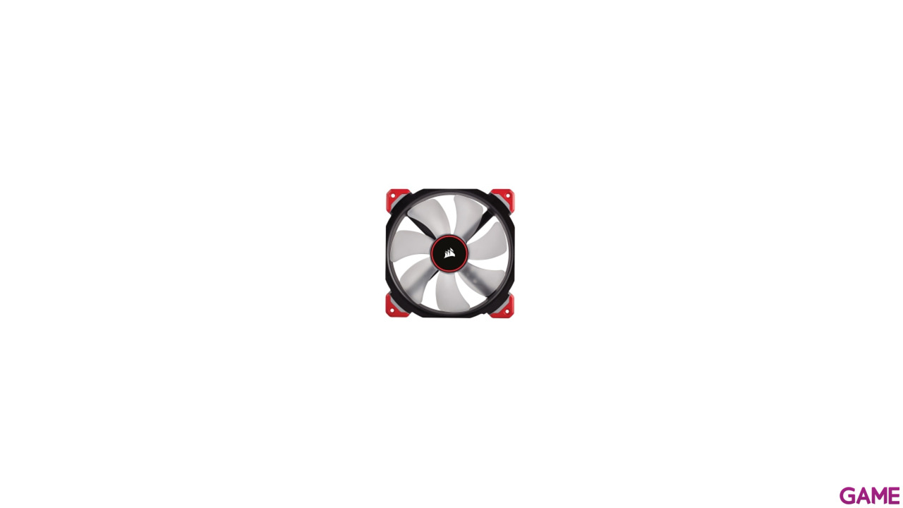 Corsair Air ML140 Pro Led Rojo