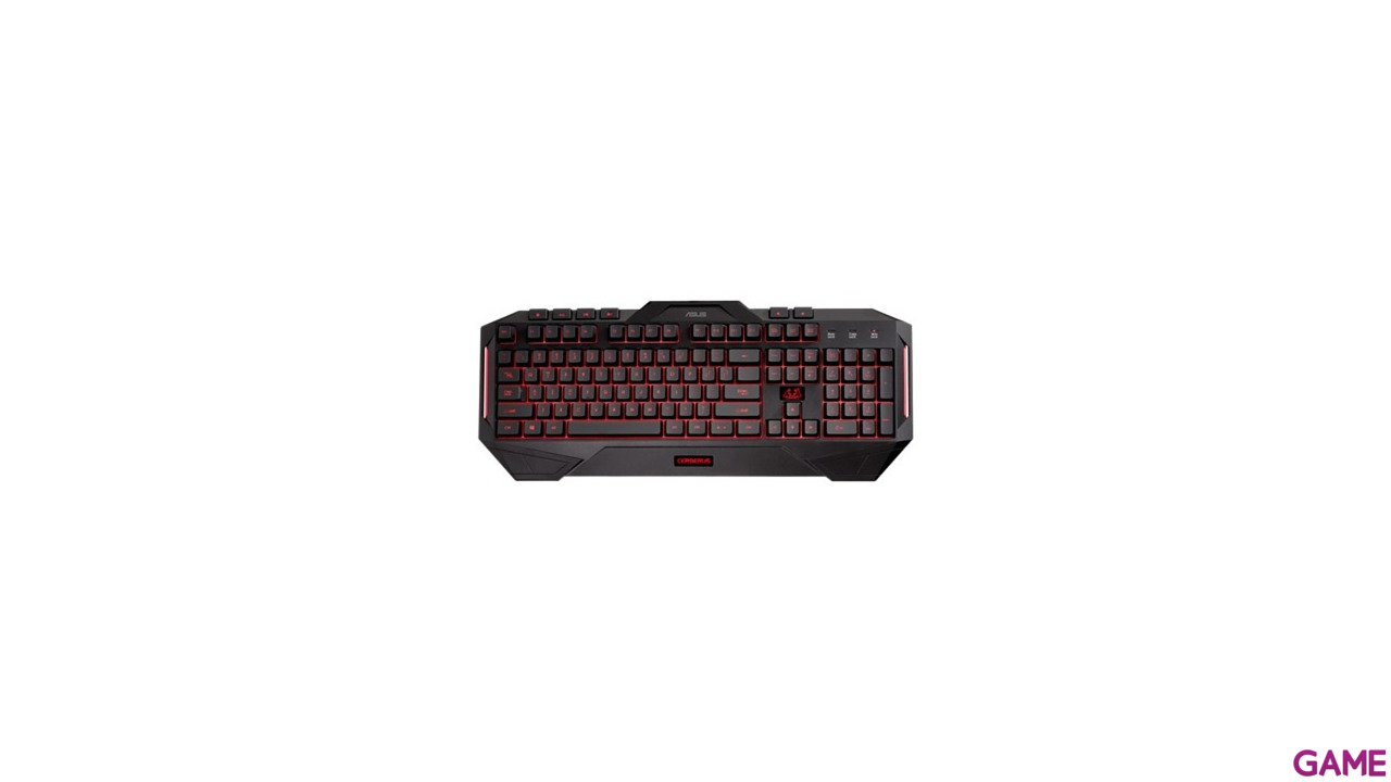 ASUS Cerberus Keyboard LED Multicolor