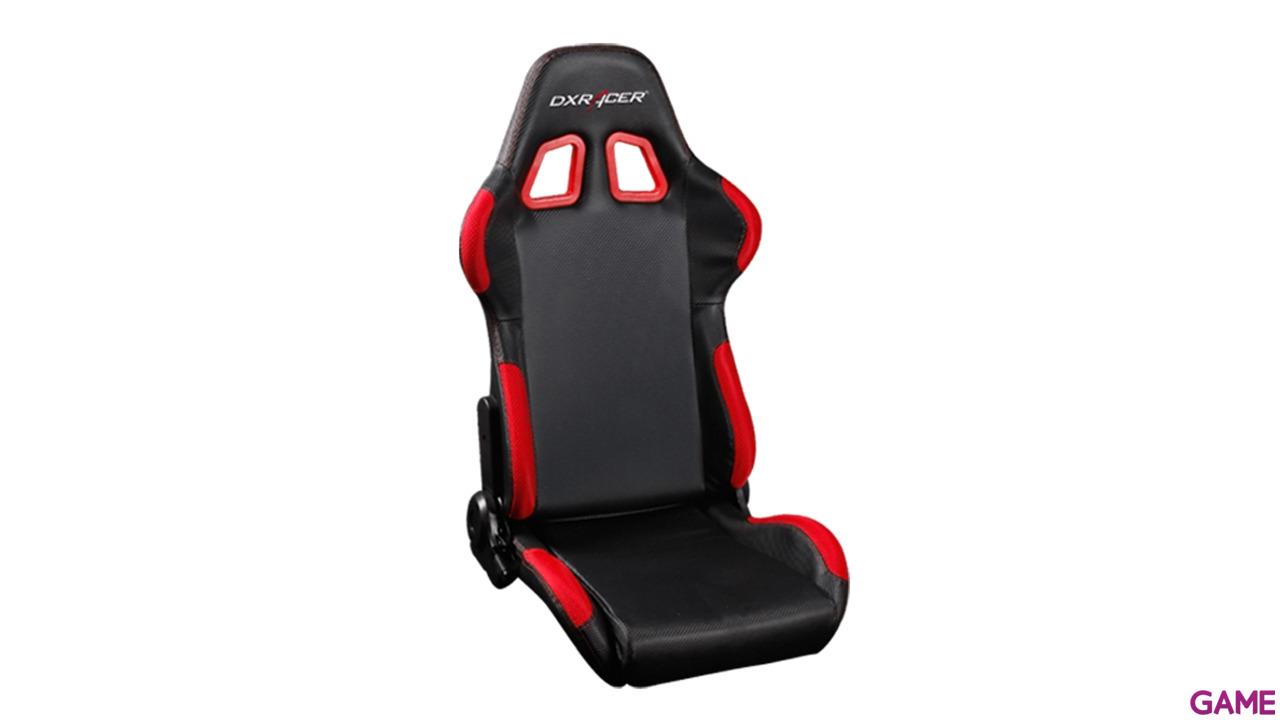 DxRacer PS-COMBO-300 Negro-Rojo