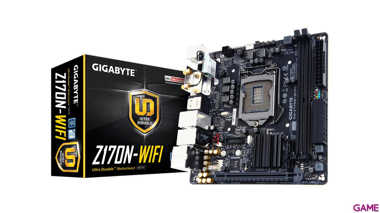 Gigabyte GA-Z170N-WIFI SK1151