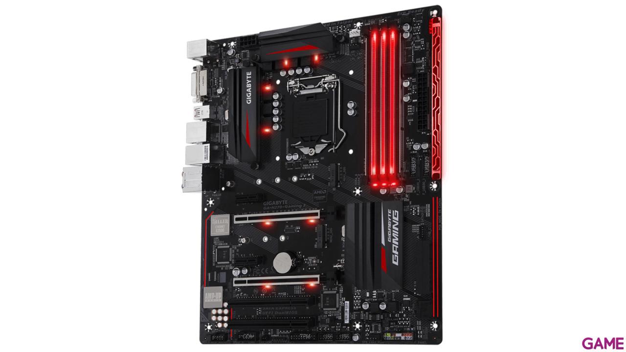 Gigabyte GA-H270-Gaming 3 SK1151