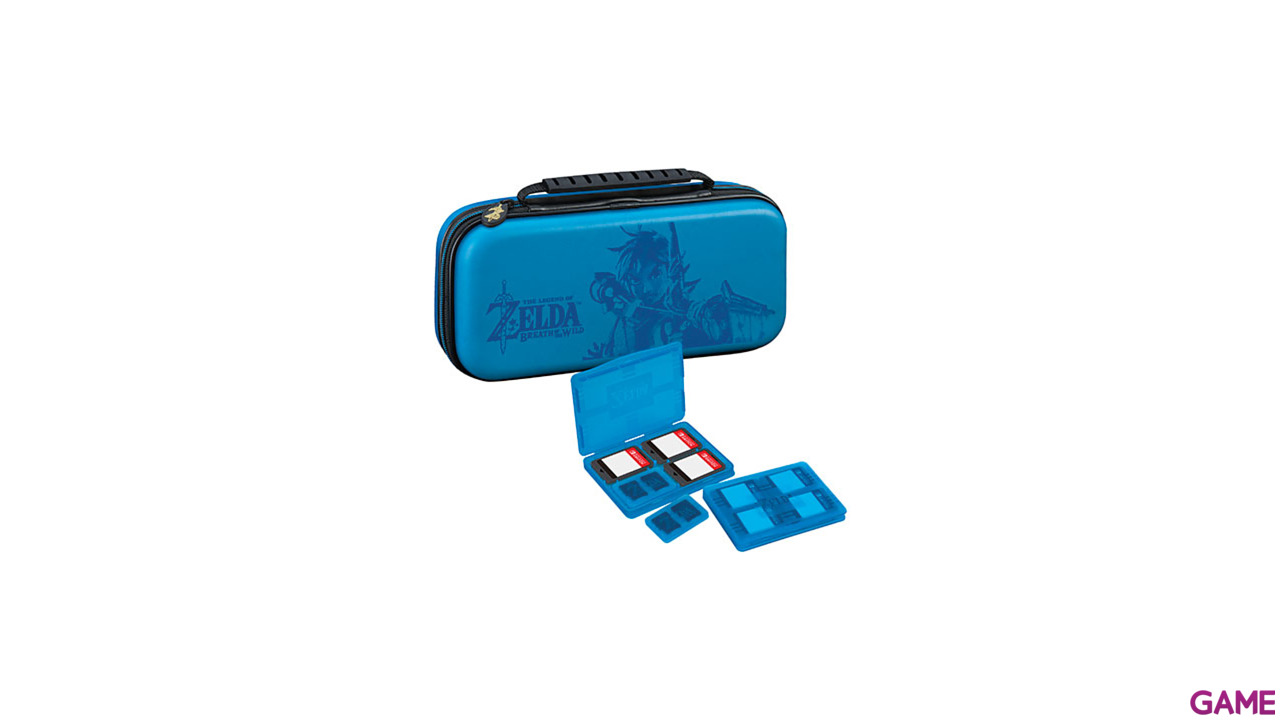 Game Traveller Deluxe Travel Case NNS42 Zelda -Licencia oficial-