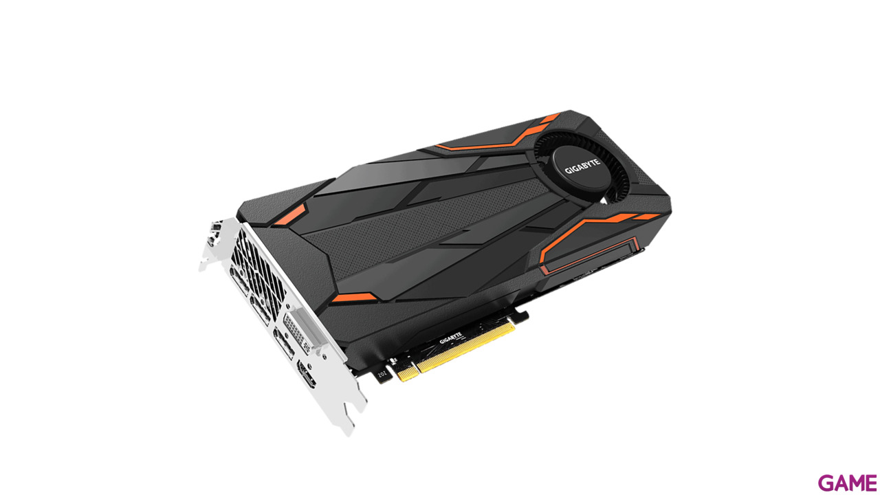 Gigabyte GeForce GTX 1080 Turbo OC 8GB GDDR5X