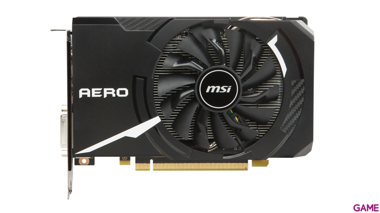 MSI GeForce GTX 1060 Aero ITX OC 3GB