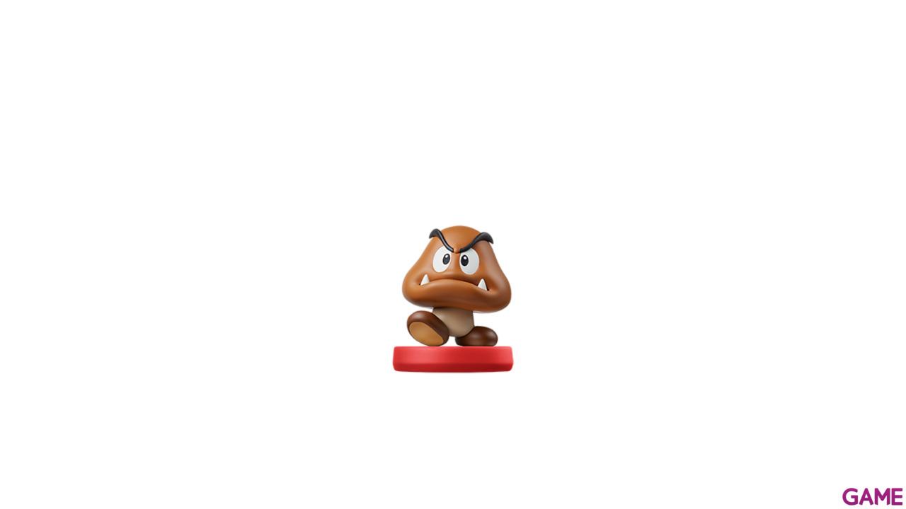 Figura Amiibo Goomba - Mario & Luigi