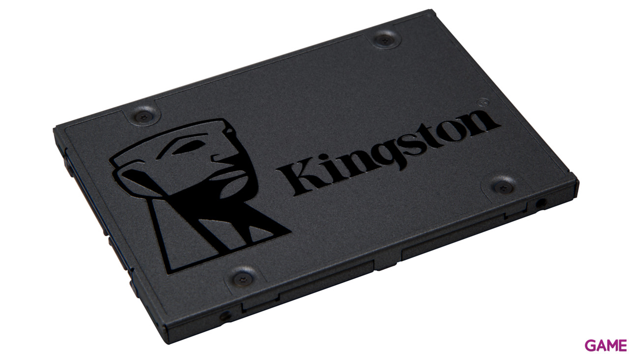 Kingston A400 480GB - Disco duro interno SSD 2,5