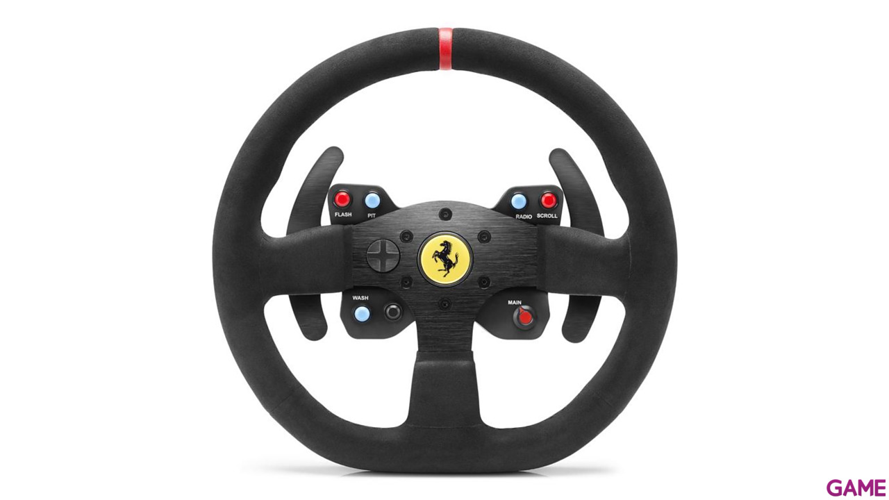 Thrustmaster Ferrari 599XX EVO 30 Wheel Add-on Alcantara Edition