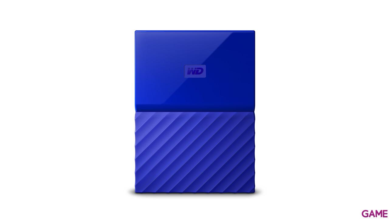 Western Digital My Passport 1TB Azul USB 3.0