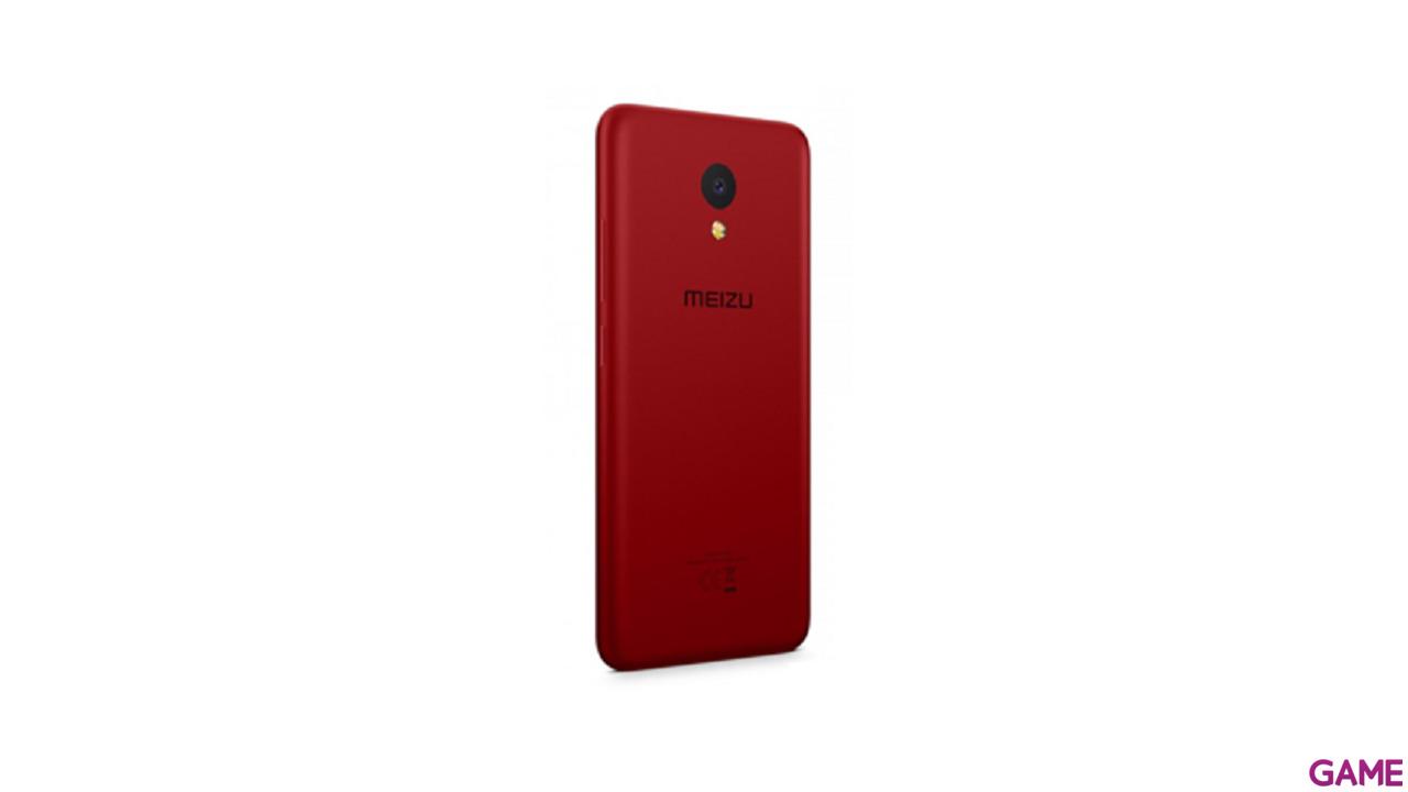 """Meizu M5C 5"""" 2GB+16GB 8Mpx Rojo"""