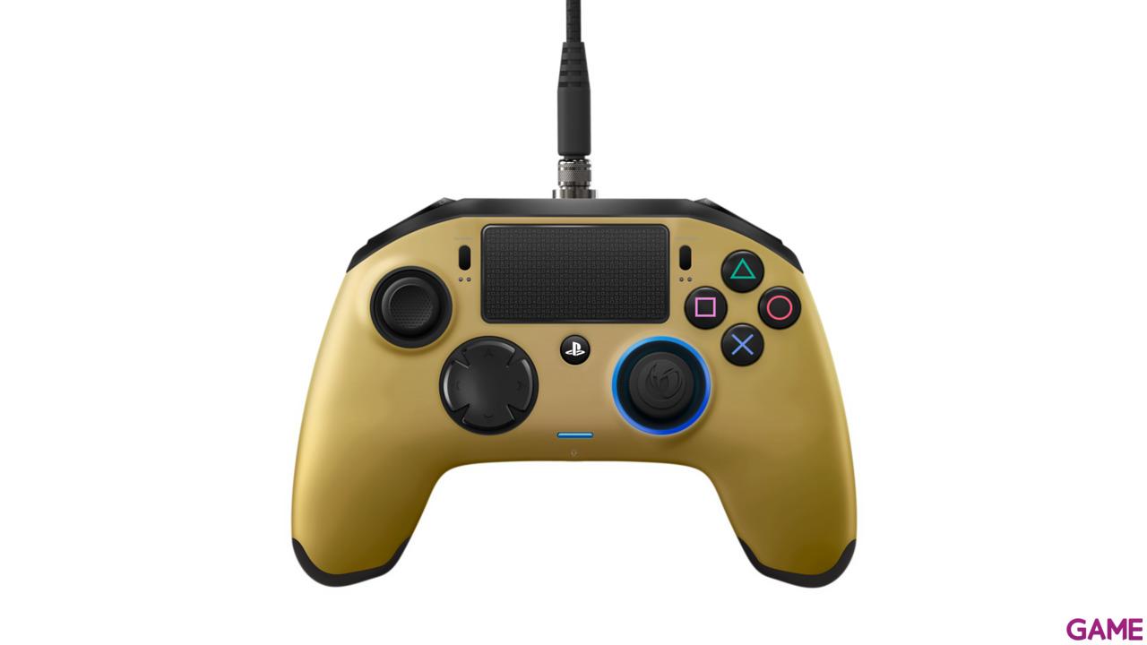 Controller Nacon Revolution Pro Gold -Licencia Oficial Sony-