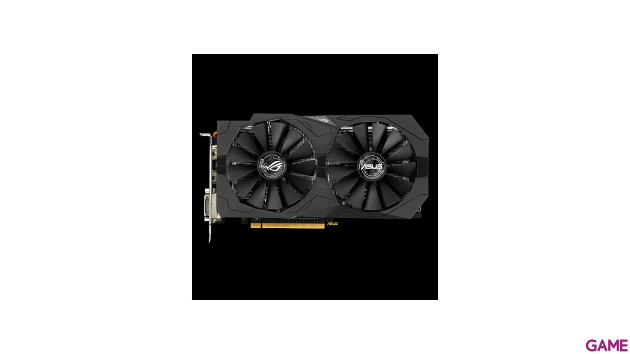 Asus GeForce GTX 1050 Strix OC 2GB