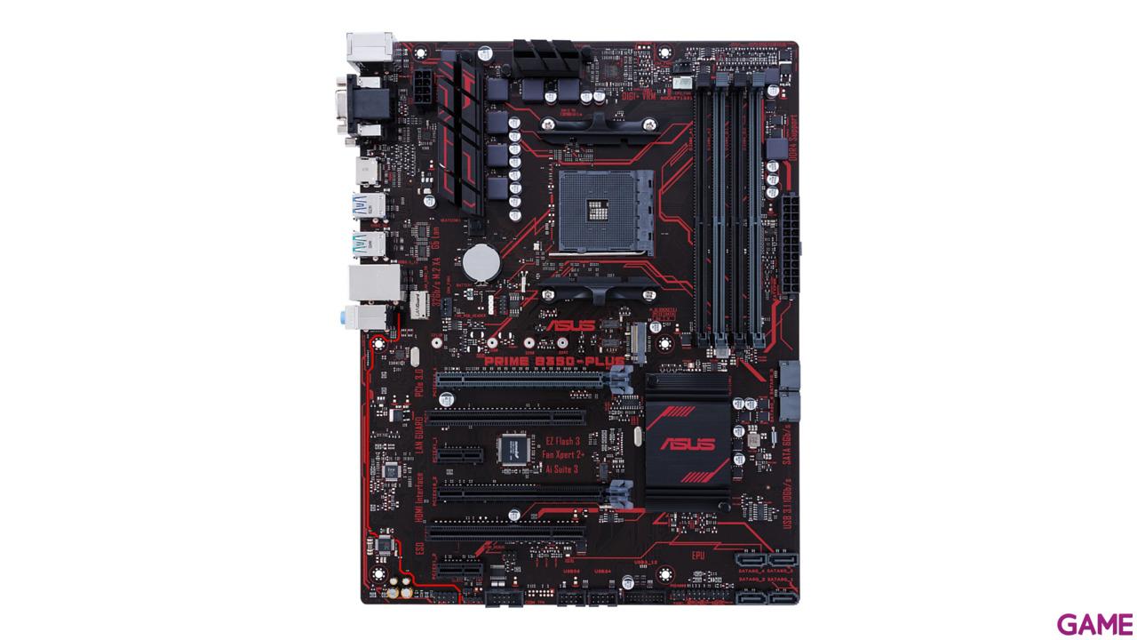 Asus Prime B350 Plus AM4