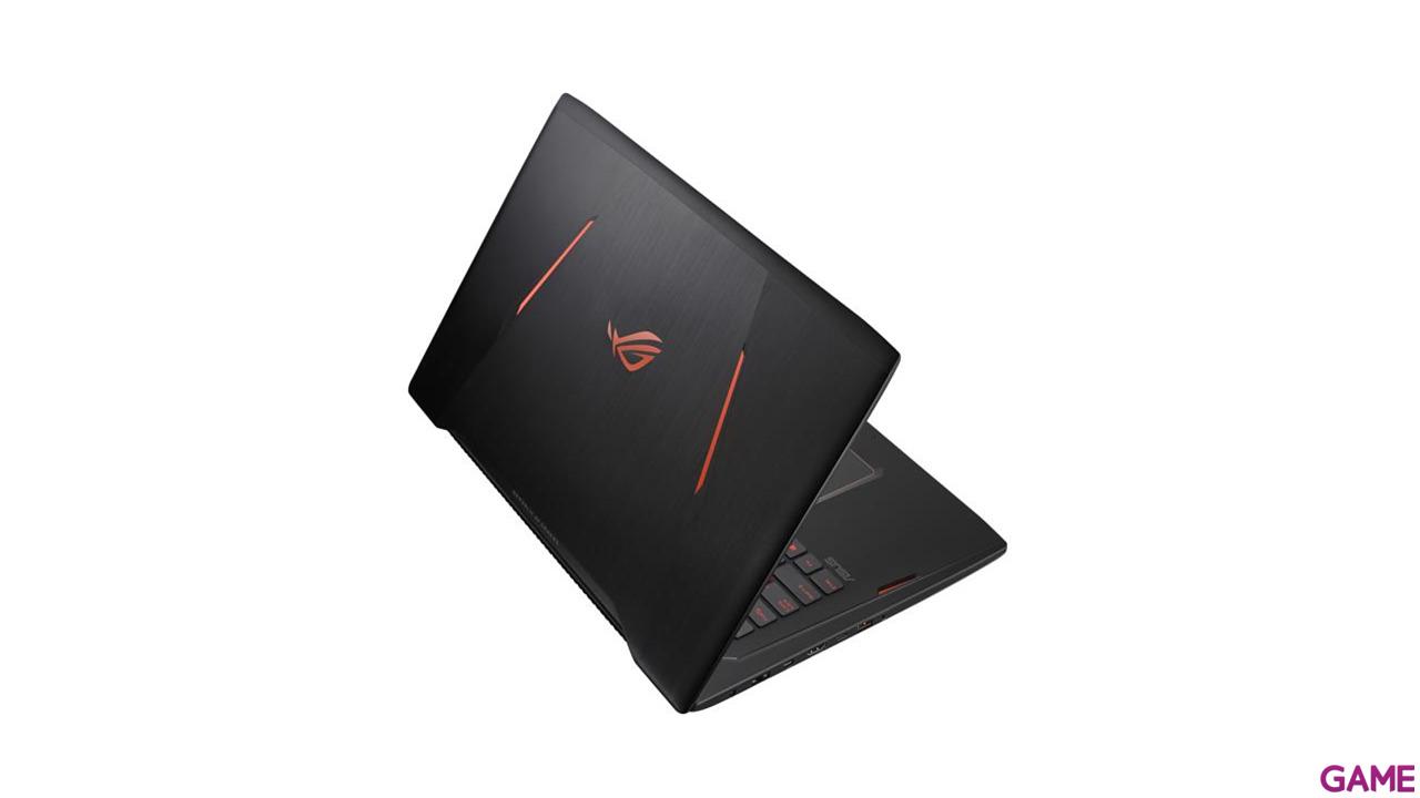 ASUS ROG Strix GL702VM-BA310T - i7-7700HQ - GTX 1060 6GB - 16GB - 1TB HDD + 128GB SSD - 17,3'' FHD G-SYNC - W10