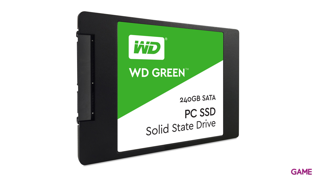 WD Green 240GB SSD 2,5
