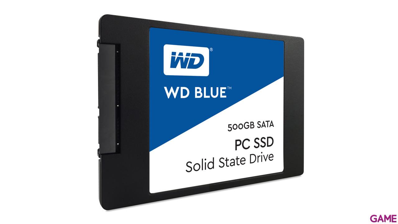 WD Blue 500GB SSD 2,5